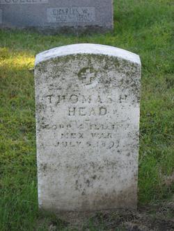 Thomas H Head
