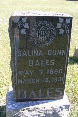 Salina <i>Bennett</i> Bales