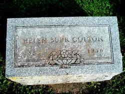 Helen Isabel <i>Burr</i> Colton
