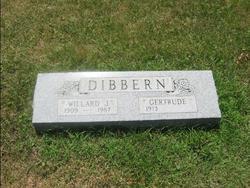 Willard John Bill Dibbern