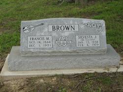 Silvesta Jane <i>Claxton</i> Brown