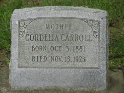 Cordelia Carroll