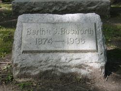 Bertha Amoret <i>Swan</i> Bosworth