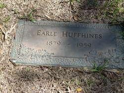 Elmer E Huffhines