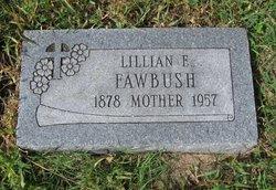 Lillian Emma <i>Harvey</i> Fawbush