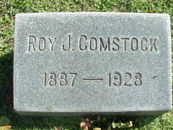 Roy James Comstock