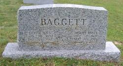 Dora Ann <i>Barker</i> Baggett
