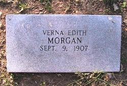 Verna Edith <i>Calhoun</i> Morgan