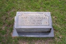 Mary C. Moseley