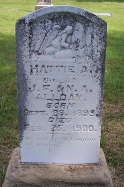 Hattie A. Allday