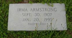 Irma Armstrong