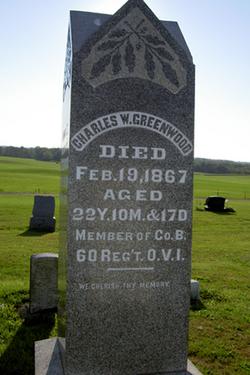 Pvt Charles W. Greenwood