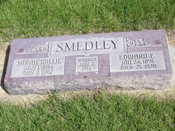 Edward F Smedley