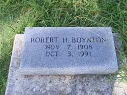 Robert H. Boynton