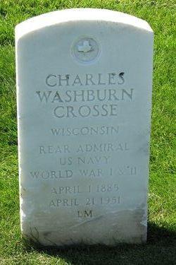 Charles Washburn Crosse