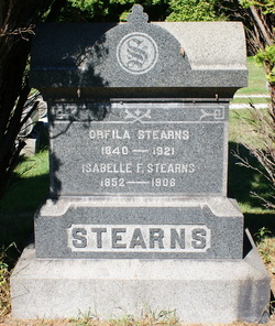 Isabella F. Stearns