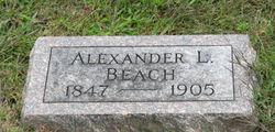 Alexander L Beach