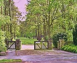 Waldfriedhof Zehlendorf an der Potsdamer Chaussee