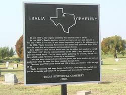 Thalia Cemetery