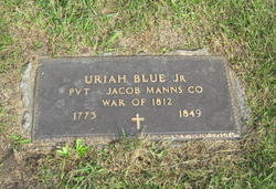 Uriah Blue