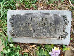 Alma <i>Meyer</i> Alsbury