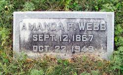 Amanda F. Webb