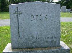 Josephine H. <i>Serra</i> Peck