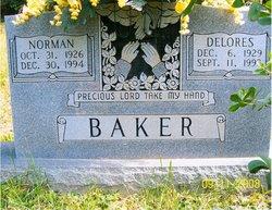 Deloris A <i>Reese/Reece</i> Baker