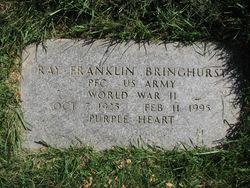 Ray F Bringhurst