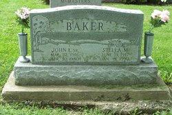 John L Baker