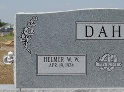 Helmer W. W. Dahl