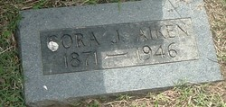 Cora <i>Johnson</i> Aiken