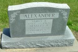 Thomas G Alexander