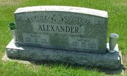Archie Alexander