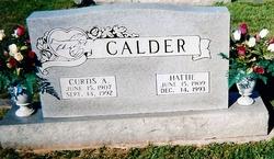 Hattie <i>Wilson</i> Calder
