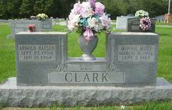 Minnie Moss Clark