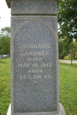 Catharine <i>Heft</i> Gardner