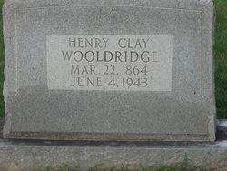 Henry Clay Woolridge