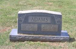 Easter C. <i>Appleton</i> Adams