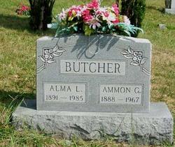 Alma Lorena <i>Lough</i> Butcher