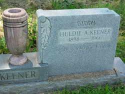 Hulda Anna Biddy <i>Walker</i> Keener