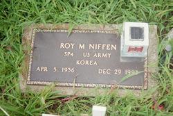 Roy Martin Niffen