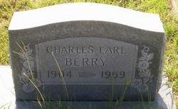 Charles Earl Berry