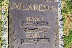 Mary Lee <i>Lambert</i> Swearengin