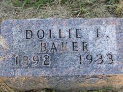 Dollie Lee <i>Payton</i> Baker