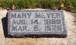 Ann Marie Mary <i>Christensen</i> Meyer