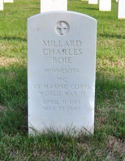 Millard Charles Boie