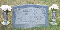 Kelly Jo. Ebeling