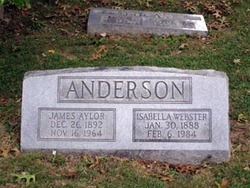 James Aylor Anderson