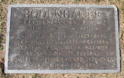 Capt Benjamin Franklin Bodenhamer
